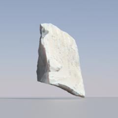Found Boulder, Skytop Quarry #1, Float #2
